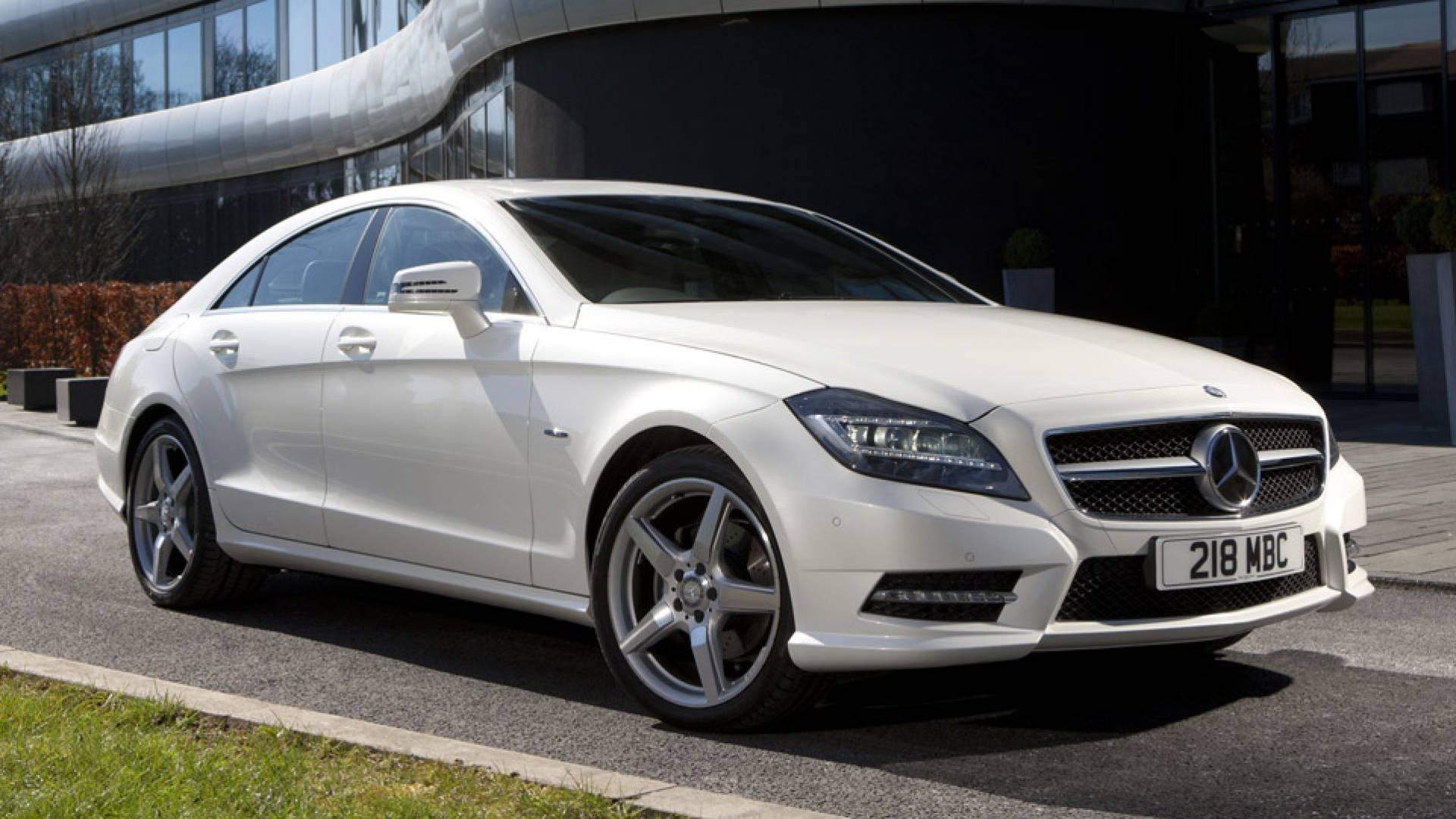 Mercedes Cls Y Cls 63 Amg Precios Prueba Ficha T 233 Cnica