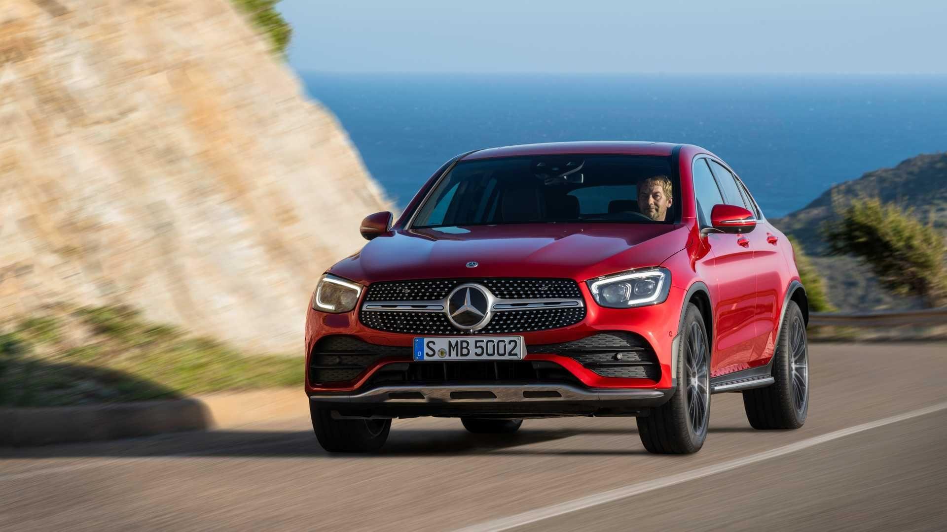 83bd48b25 Mercedes GLC y GLC Coupé: precios, prueba, ficha técnica, fotos y ...