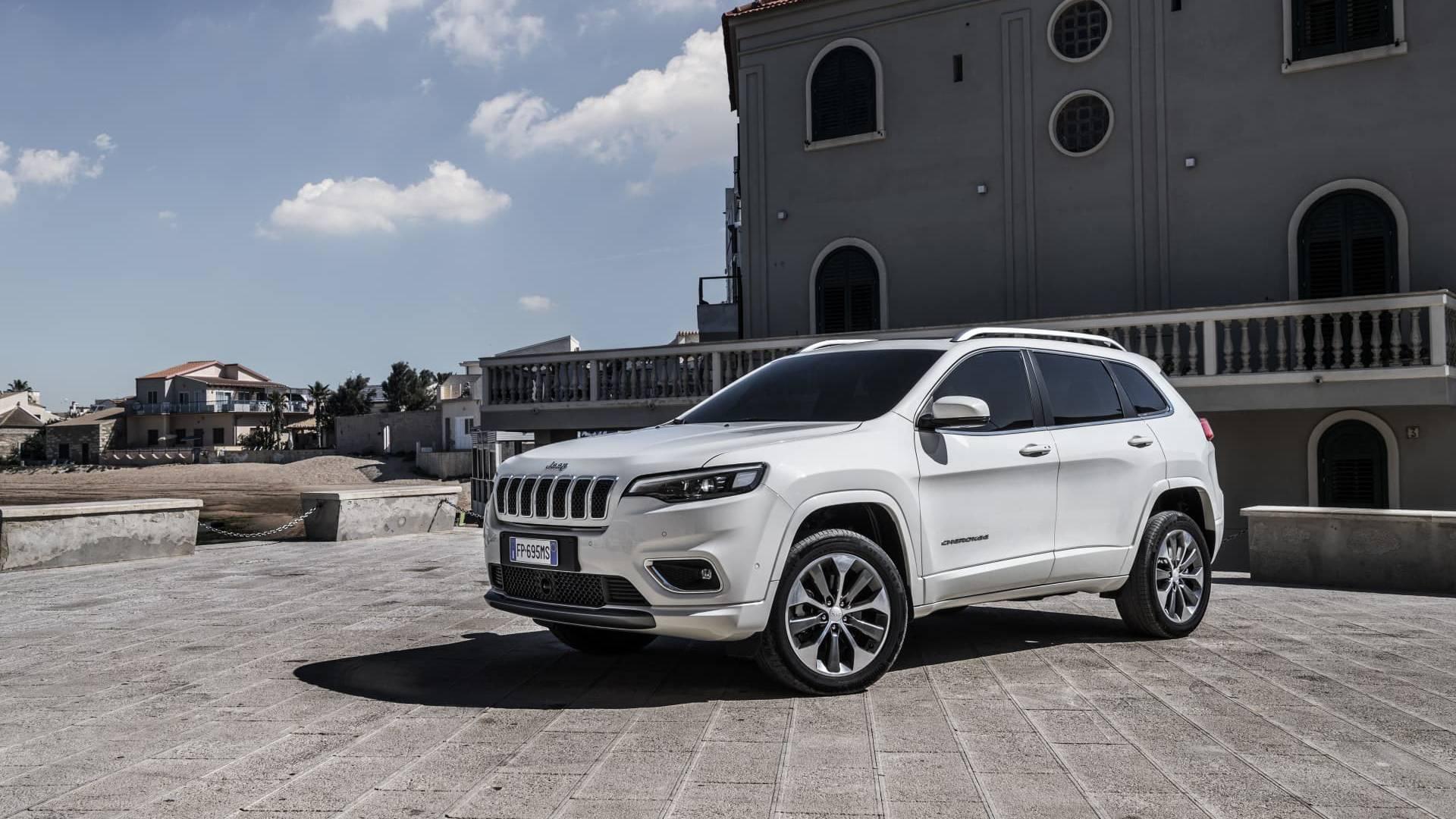 New Jeep Cherokee >> Jeep Cherokee
