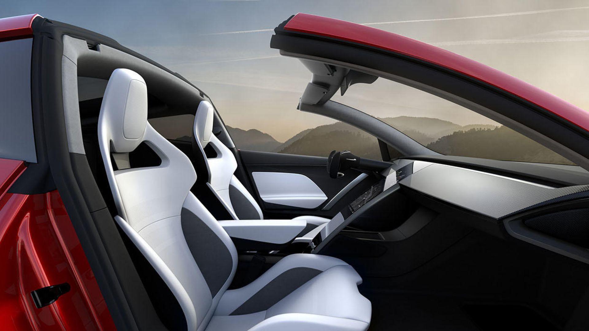 Tesla Roadster 2011 2 5 Nueva Evolucion Para El Deportivo Electrico Diariomotor