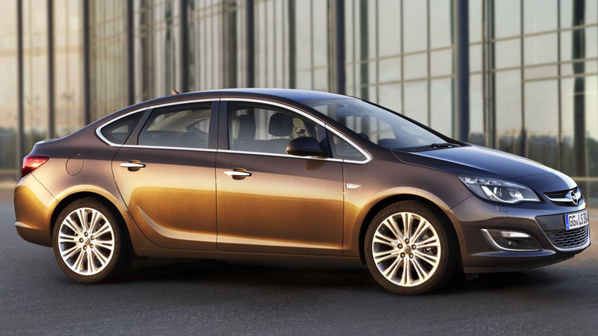 Opel astra sed n precios noticias prueba ficha t cnica y fotos diariomotor - Opel astra 5 puertas ...