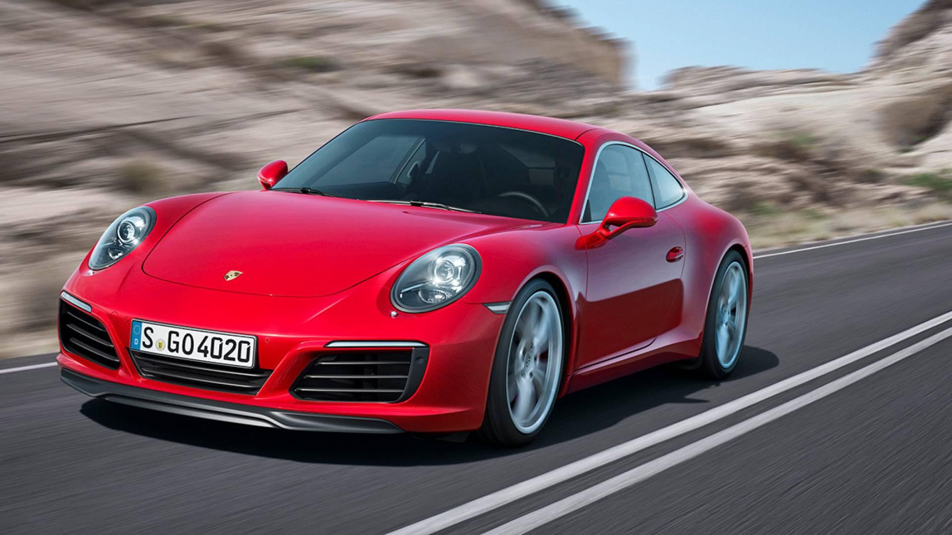 Porsche 911 Carrera 911 Carrera 4 911 Carrera 4 Gts 911