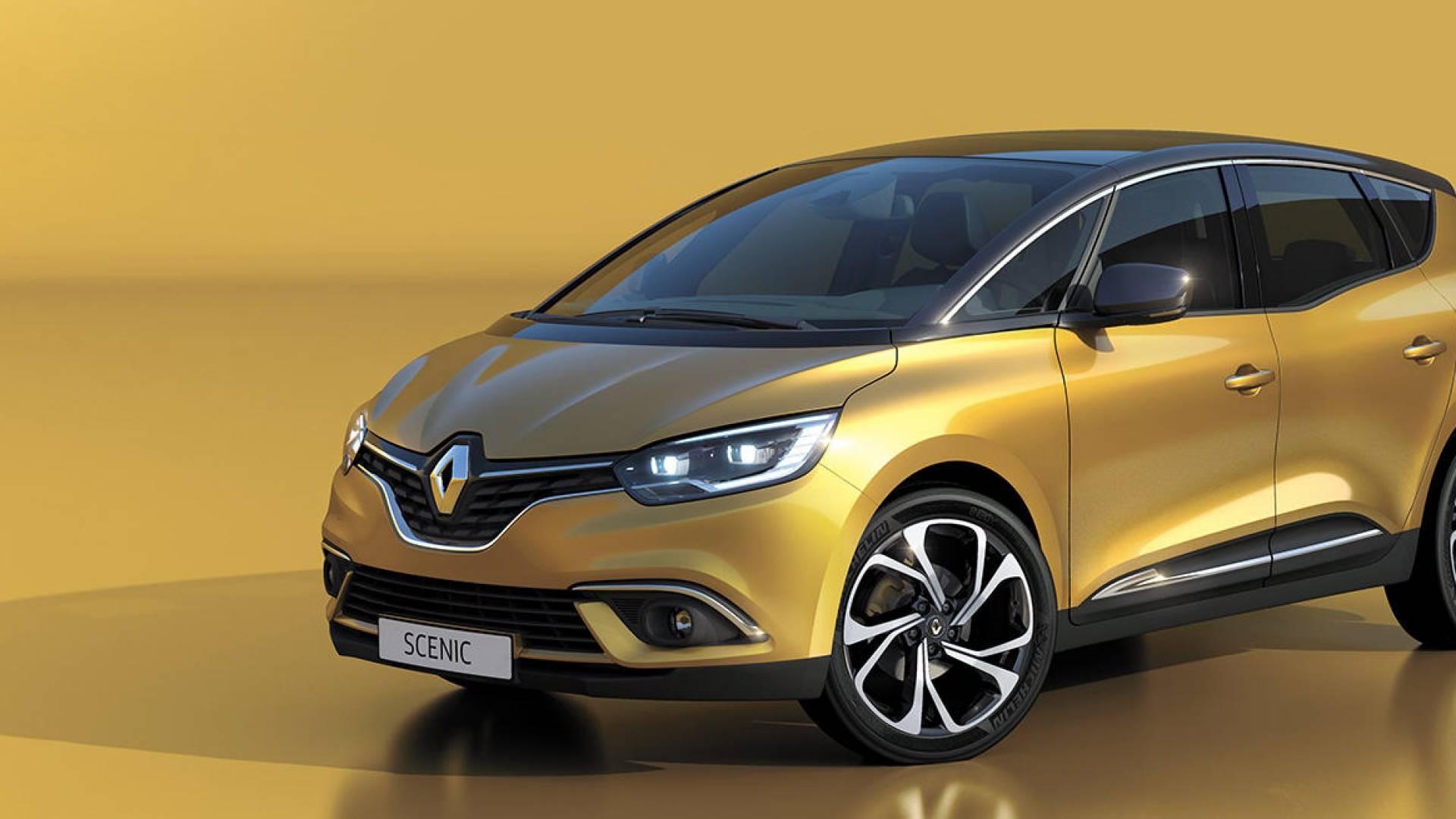 Renault Sc U00e9nic  Precios  Prueba  Ficha T U00e9cnica  Fotos Y