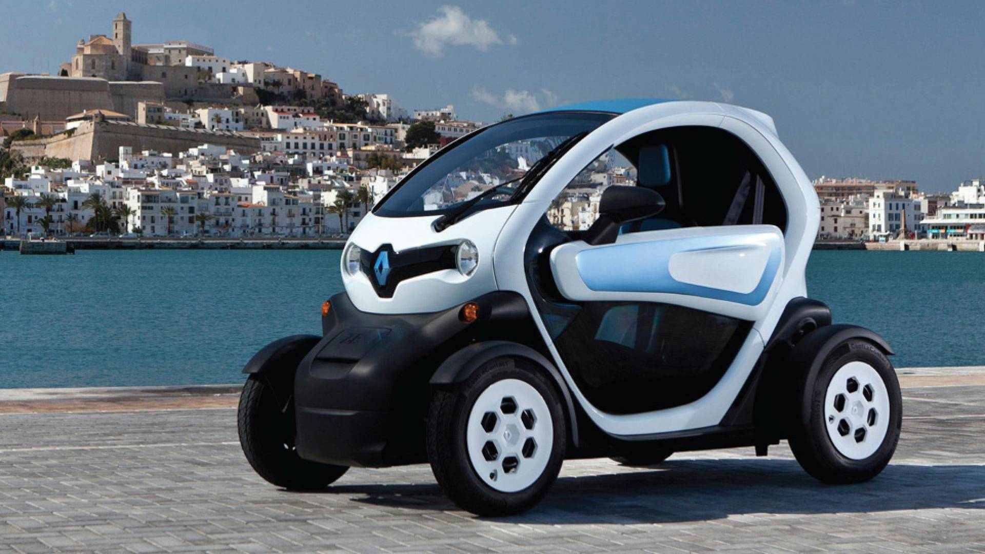 renault twizy z e el ctrico precios prueba ficha. Black Bedroom Furniture Sets. Home Design Ideas