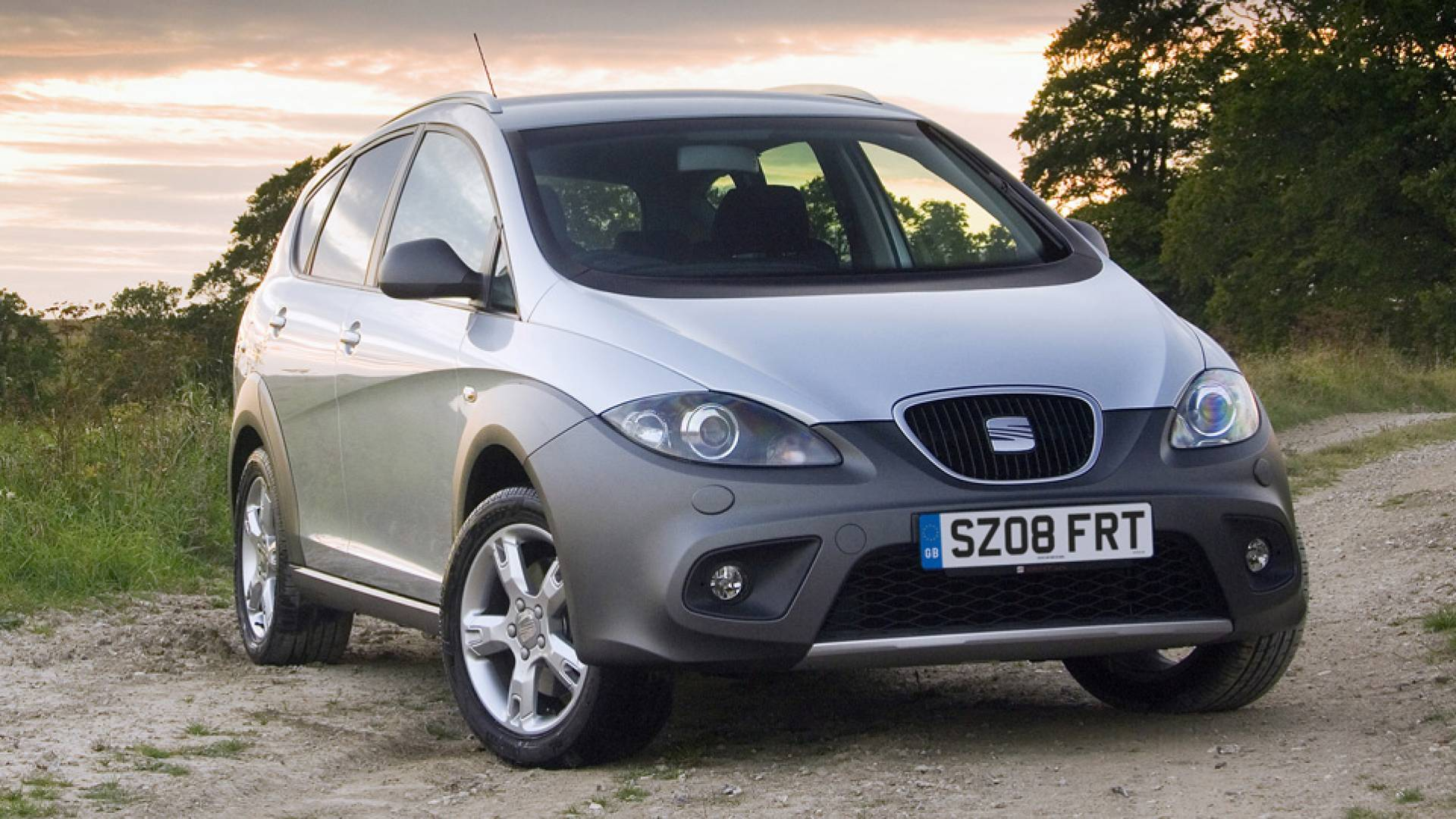SEAT Altea Freetrack 4