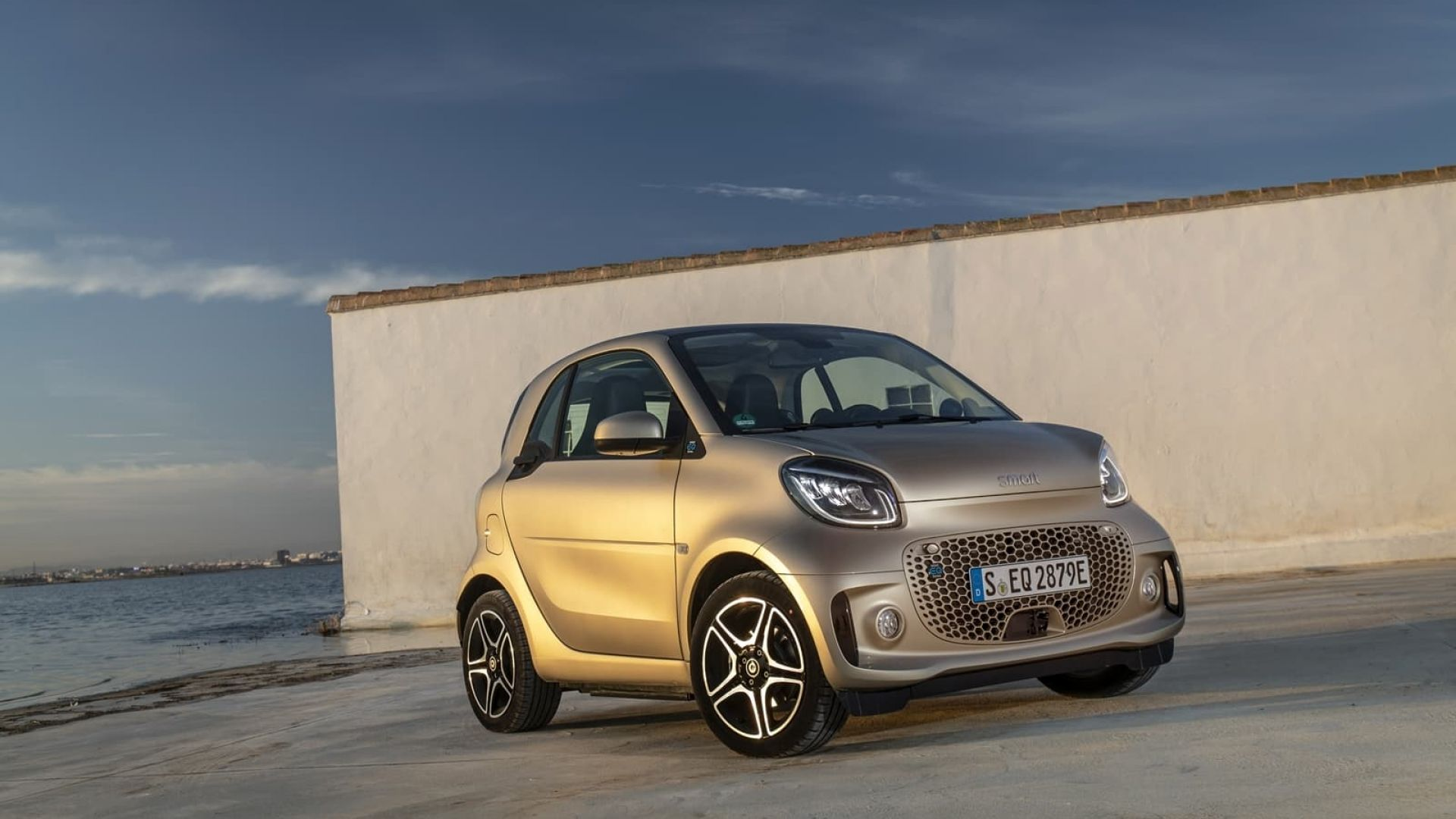 2021 Smart Fortwo Pictures