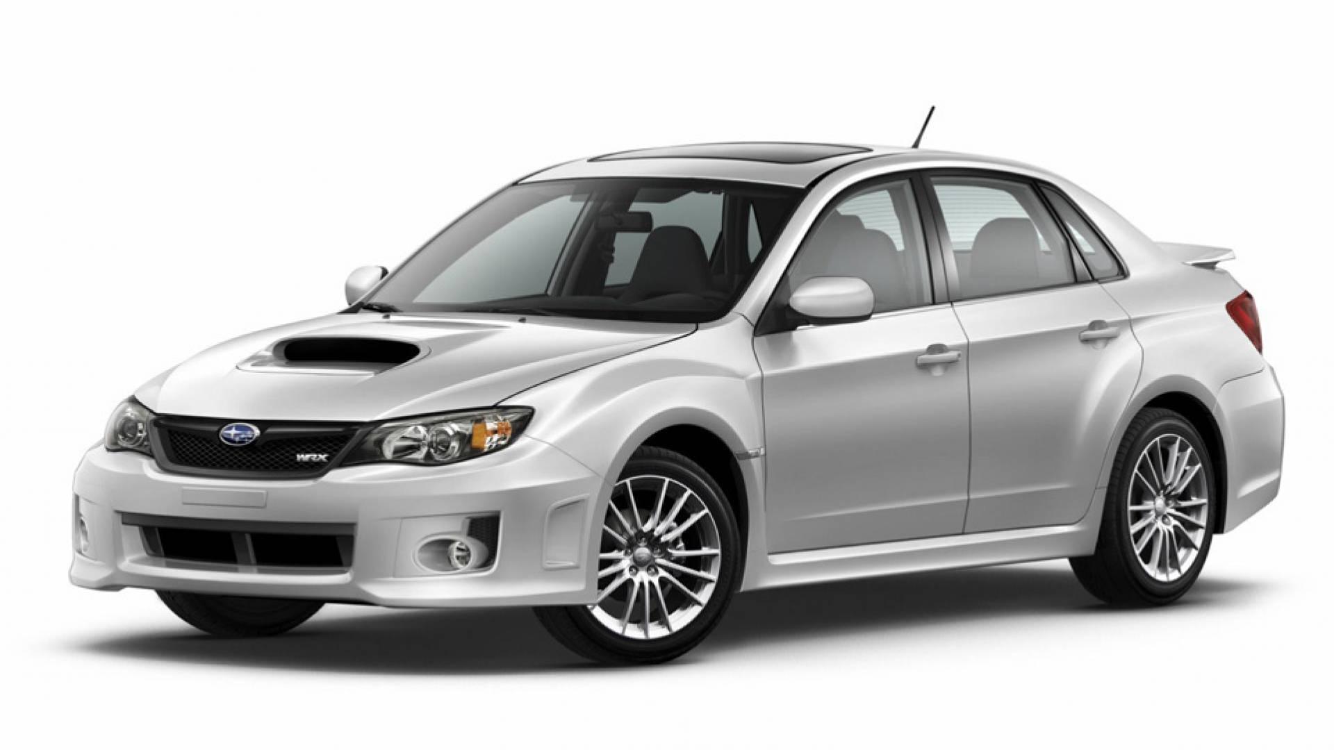 Subaru Impreza WRX STI Sedán