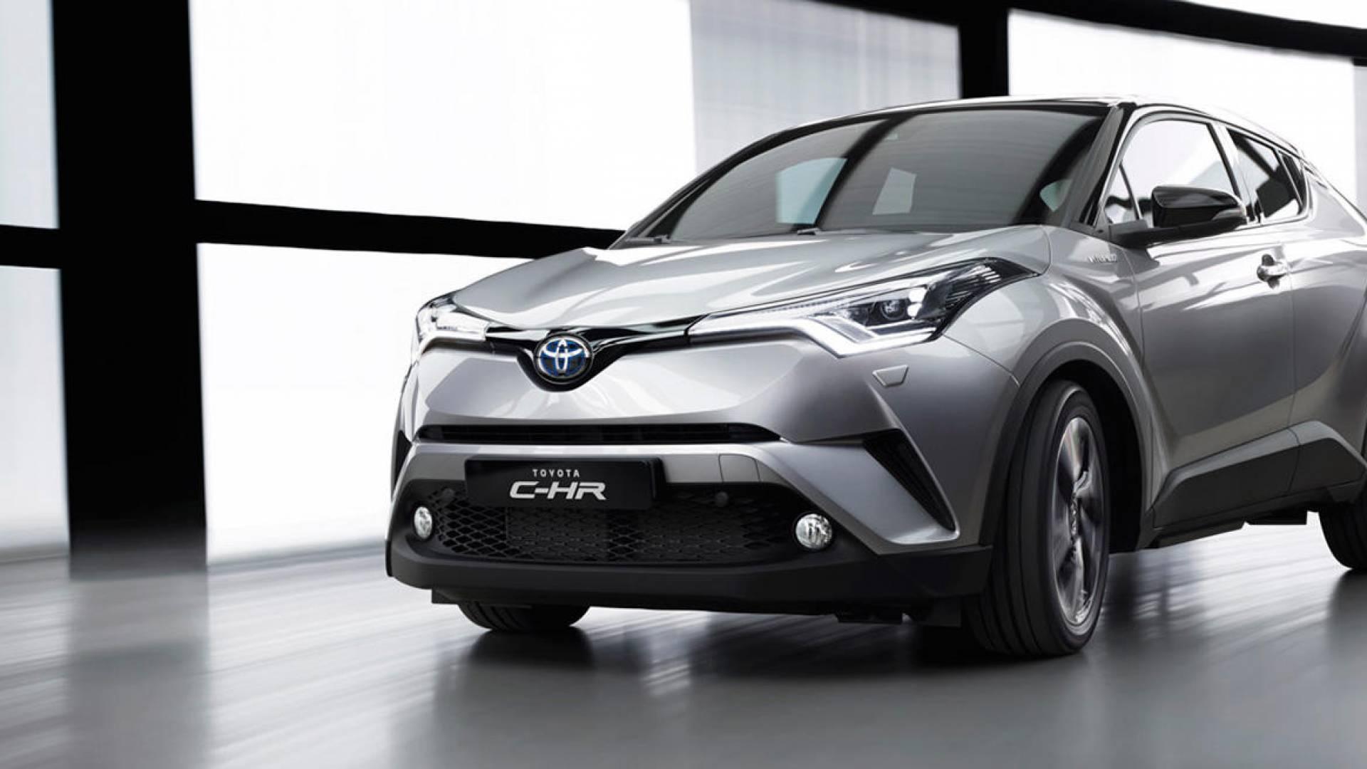 Toyota C-HR: precios, noticias, prueba, ficha técnica y ...
