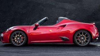 Alfa Romeo 4C precios prueba ficha tcnica y fotos