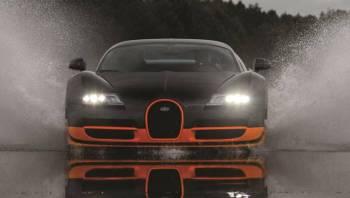 De locos! ¿Cuánto cuesta mantener un Bugatti Veyron Super Sport de on