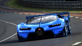 Nissan concept 2020 Vision Gran Turismo: imaginando al ...