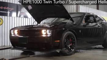 ¡717 CV! para el nuevo V8 HEMI del Dodge Challenger SRT ...