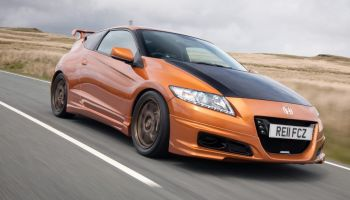 8500 Gambar Mobil Sport Honda Cr Z Terbaik