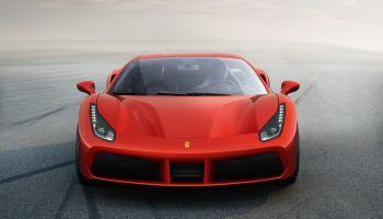 Imagen del coche Ferrari 488