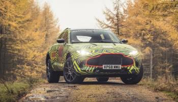 Aston Martin 5th / 6th November 2018 Photo: Drew Gibson thumbnail