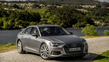 Audi A6 Sedan thumbnail