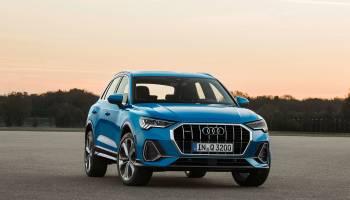 Audi Q3 2018 22 thumbnail
