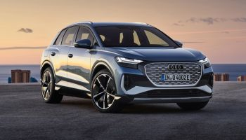 Imagen del coche Audi Q4 e-tron