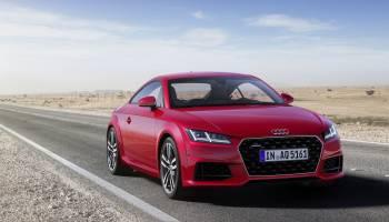 Audi Tt Coupé thumbnail