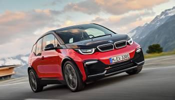 Imagen del coche BMW i3