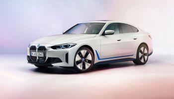 Imagen del coche BMW i4
