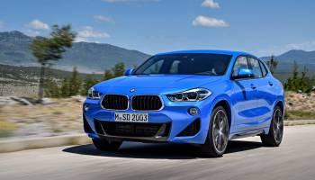 Imagen del coche BMW X2