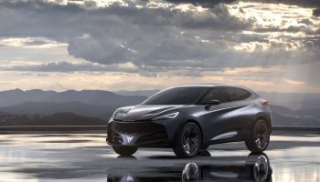 Imagen del coche CUPRA Tavascan
