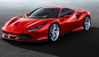Ferrari F8 Tributo 2019 05 thumbnail