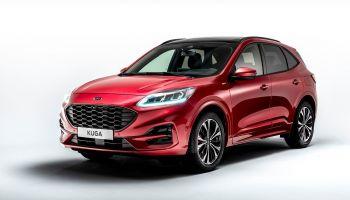 Ford Kuga 2019 Rojo Exterior 01 thumbnail