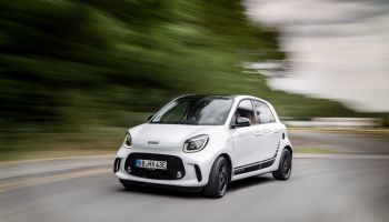 Die Neue Generation: Smart Eq Forfour The New Generation: Smart Eq Forfour thumbnail