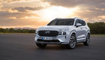 Hyundai Santa Fe 2020 3 thumbnail