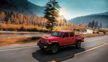 Imagen del coche Jeep Gladiator