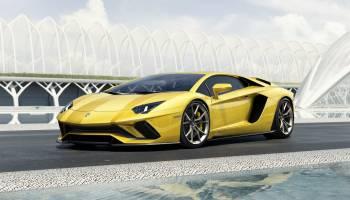 Imagen del coche Lamborghini Aventador