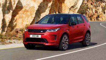 Imagen del coche Land Rover Discovery Sport