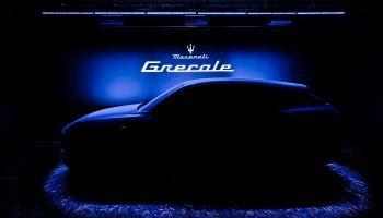 Imagen del coche Maserati Grecale