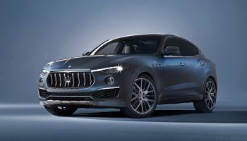 Imagen del coche Maserati Levante