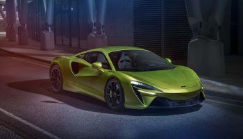 Imagen del coche McLaren Artura