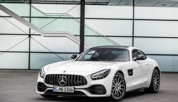 Imagen del coche Mercedes-AMG GT