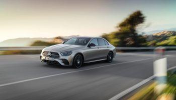Mercedes Benz E Klasse (w 213), 2020 Mercedes Benz E Class (w 213), 2020 thumbnail