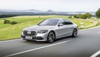 Mercedes Clase S 2021 0820 01 Portada thumbnail