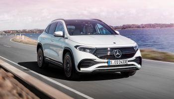 Imagen del coche Mercedes EQA