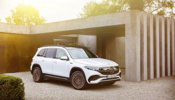 Imagen del coche Mercedes EQB