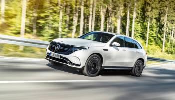 Mercedes EQC thumbnail