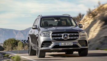 Der Neue Mercedes Benz Gls: Die S Klasse Unter Den Suv The New Mercedes Benz Gls: The S Class Of Suvs thumbnail
