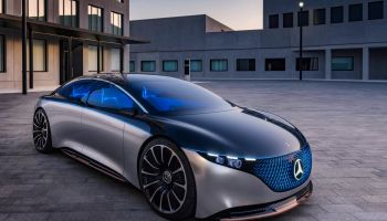 Mercedes Benz Vision Eqs 2019 Mercedes Benz Vision Eqs 2019 thumbnail