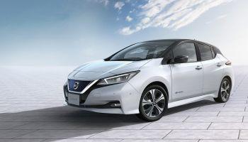 Imagen del coche Nissan LEAF
