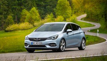 Imagen del coche Opel Astra