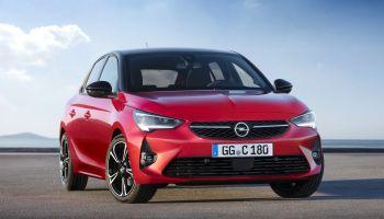 2019 Opel Corsa thumbnail