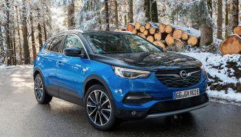 Imagen del coche Opel Grandland X