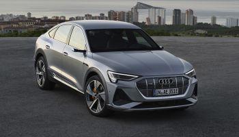 Imagen del coche Audi e-tron Sportback